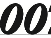 007- ediciones especiales James Bond BLU-RAY ESTARÁN DISPONIBLES SEPTIEMBRE