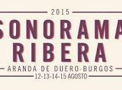 Sonorama Ribera 2015, está aquí