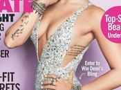 Demi Lovato brilla portada Cosmopolitan