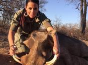 Otra cazadora estadounidense jacta redes sociales matar animales (+fotos)