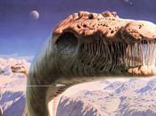 Dinosaurios setenteros ciencia-ficción