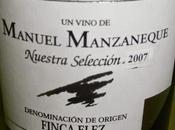 Nuestra Selección 2007, Bodegas Manuel Manzaneque