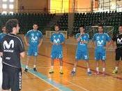 Movistar Inter comienza pretemporada Segovia dobles sesiones entrenamiento