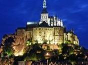 Mont-Saint-Michel, montaña mágica francesa.