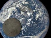 Tierra cara oculta Luna