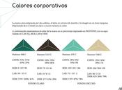Diseño gráfico: Proyecto final Manual corporativo