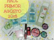 Haul Primor Agosto 2015. Nueva Colección ¡ARRIBA! Essence.