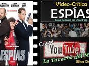 """Vídeo-Crítica """"Espías"""", Paul Feig"""