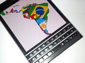 Empresas Latinoamérica Caribe confían BlackBerry para administración movilidad empresarial multiplataforma