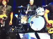 Bruce Springsteen Street Band actúan último Daily Show Stewart