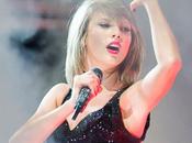 Taylor Swift lleva susto pleno concierto