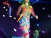 Katy Perry finalizará Costa Rica Prismatic World Tour""