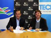TECHO-Chile Mall Marina Arauco firman importante convenio cooperación