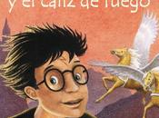 Reseña: Harry Potter cáliz fuego J.K. Rowling