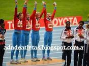 Escándalo dopaje atletismo: grandes nombres serán despojados medallas