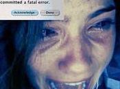 Eliminado: terror Social Media