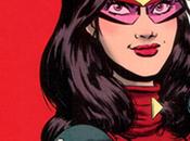 Spider-Woman nuevo estatus: madre superhéroe