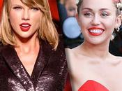 Miley Cyrus carga contra 'Bad Blood' Taylor Swift