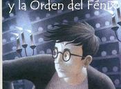 Harry Potter Orden fénix J.K. Rowling