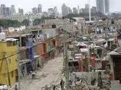Pobreza: catástrofe sucede diario
