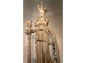 Atenea, diosa humana secretos ocultos.