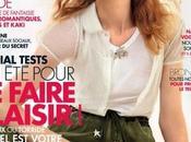 Natalia Vodianova portada ELLE Francia