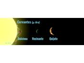 sistema solar puede llevar nombre Cervantes. podemos votar!