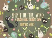 """Spirit Wind"", artistas homenajean Studio Ghibli"