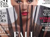 Katy Perry posa para portada septiembre Harper's Bazaar