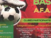 Torneo Internacional AFAC Coruña 2015 Fútbol Base Agosto)