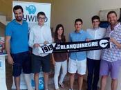MyWiGo Blanquinegres lanzan Trofeo mejor jugador Valencia
