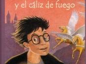 Harry Potter cáliz fuego