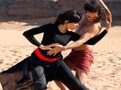 bailarín desierto, bailando voces contra injusticia