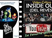 """Vídeo-Crítica """"Inside (Del revés)"""", Pete Docter Ronaldo Carmen"""