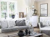 Inspiración Deco: casa campo estilo nórdico