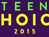 Lista ganadores Teen Choice Awards 2015