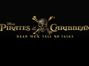Logo oficial #PiratesoftheCaribbean #DeadMenTellNoTales confirmación Orlando Bloom