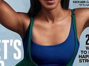Kerry Washington presume figura para portada Self Magazine