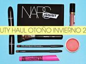 BEAUTY HAUL OTOÑO INVIERNO 2015 (Nars, MAC, YSL, OPI,