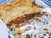 Receta: Empanada atún pisto