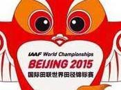 Programa Mundial atletismo Pekín-2015
