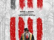 Siete posters personajes HATEFUL EIGHT Quentin Tarantino