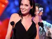 Angelina Jolie tremendamente delgada