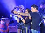 Alejandro Sanz levanta público Starlite