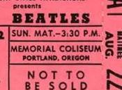 años: Ago. 1965 Memorial Coliseum Portland, Oregon [VIDEO]