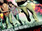 Afiche trailers Escape, cinta protagonizada Owen Wilson Pierce Brosnan