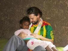 """""""Una puesto nombre propio niños niñas mueren desnutrición puedo permanecer indiferente"""""""