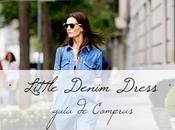 Guia Compras: Tentación hecha Little Denim Dress