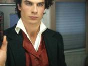 Somerhalder, recuerda primer como Damon (The Vampire Diaries temporada