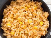Arroz maíz